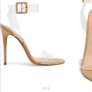 Steve Madden Size 6.5 Seeme Sandal